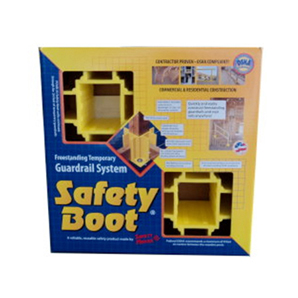 Safety Boot Guardrail System Product Box